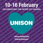 Instagram post – Heart UNISON 2020