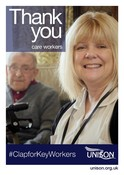 Poster - Care worker