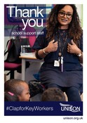 Poster - School support worker