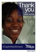 Poster - Health worker