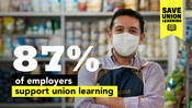 Save union learning