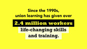 Save union learning 2