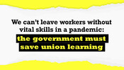 Save union learning 5