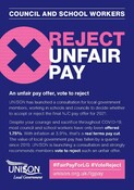 NJC Council and School Pay Consultation - leaflet